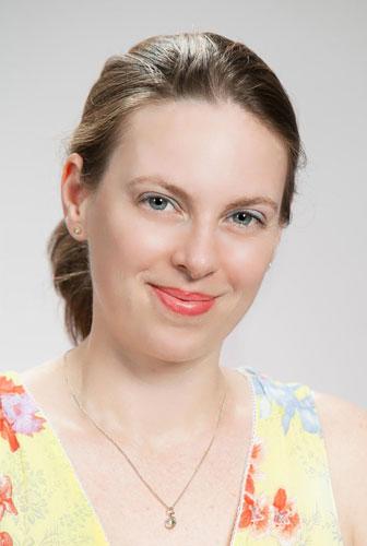 Béres Tímea, a Soter® angol nyelvtanfolyam oktatója